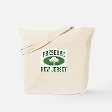 Preserve New Jersey Tote Bag