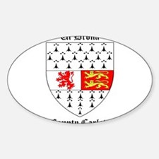 Ui Drona - County Carlow Decal