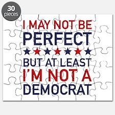 At Least I'm Not A Democrat Puzzle