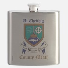 Ui Cheithig - County Meath Flask