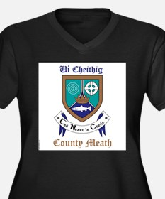 Ui Cheithig - County Meath Plus Size T-Shirt