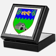 Ui Briuin Cualand - County Wicklow Keepsake Box