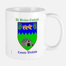Ui Briuin Cualand - County Wicklow Mugs