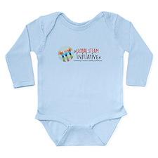 The GSI Long Sleeve Infant Bodysuit