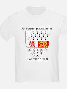 Ui Bairrche Magh da chonn - County Carlow T-Shirt