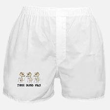 Three Blind Mice Boxer Shorts