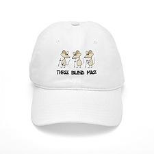 Three Blind Mice Baseball Cap