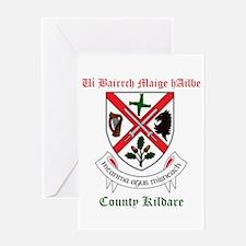 Ui Bairrch Maige hAilbe - County Kildare Greeting