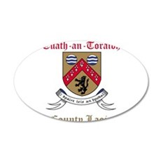 Tuath-an-Toraidh - County Laois Wall Decal
