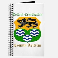 Tellach Cearbhallan - County Leitrim Journal