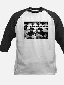 Chess Board Baseball Jersey