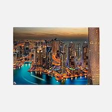 Dubai Skyline Magnets