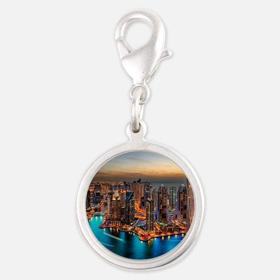 Dubai Skyline Charms
