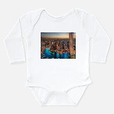 Dubai Skyline Body Suit