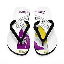Siol Faolchain - County Wexford Flip Flops