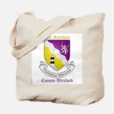 Siol Faolchain - County Wexford Tote Bag