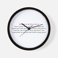477239 Wall Clock