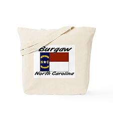 Burgaw North Carolina Tote Bag