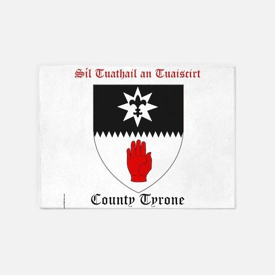 Sil Tuathail an Tuaiscirt - County Tyrone 5'x7'Are