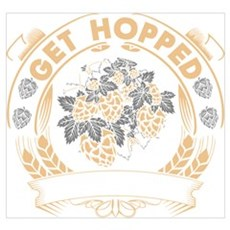 Get Hopped Canvas Art