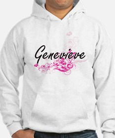 Genevieve Artistic Name Design w Jumper Hoody
