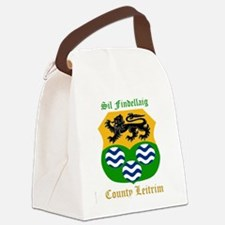 Sil Findellaig - County Leitrim Canvas Lunch Bag