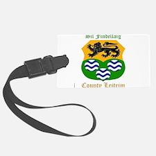 Sil Findellaig - County Leitrim Luggage Tag