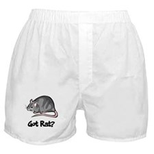 Got Rat? Boxer Shorts
