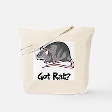 Got Rat? Tote Bag
