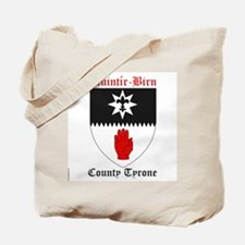 Muintir-Birn - County Tyrone Tote Bag