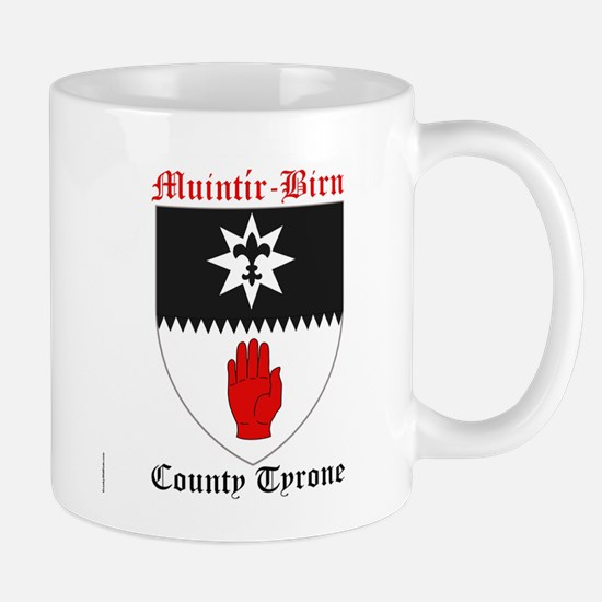 Muintir-Birn - County Tyrone Mugs