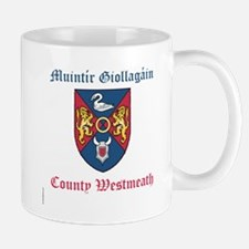 Muintir Giollagain - County Westmeath Mugs