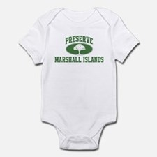 Preserve Marshall Islands Infant Bodysuit