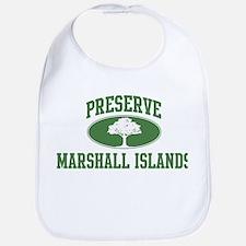 Preserve Marshall Islands Bib