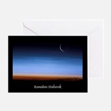 desert_card_front-t-p Greeting Cards