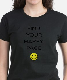 Cute Triathlete training Tee