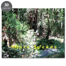 A Walk In Muir Woods Puzzle