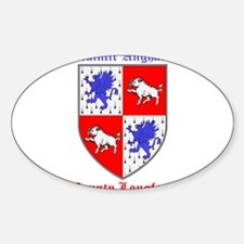Muintir Anghaile - County Longford Decal