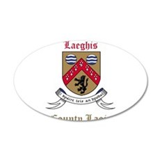 Laeghis - County Laois Wall Decal
