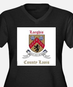 Laeghis - County Laois Plus Size T-Shirt