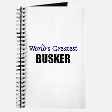 Worlds Greatest BUSKER Journal