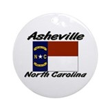 Asheville north carolina Ornaments