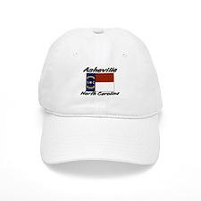 Asheville North Carolina Baseball Cap