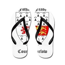 Fothairt Feadh - County Carlow Flip Flops