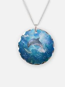 Wonderful dolphin Necklace