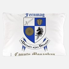 Fernmag - County Monaghan Pillow Case