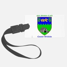 Dal Messin Corb - County Wicklow Luggage Tag