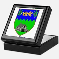 Dal Messin Corb - County Wicklow Keepsake Box