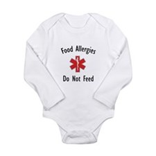 Unique Health awareness Long Sleeve Infant Bodysuit