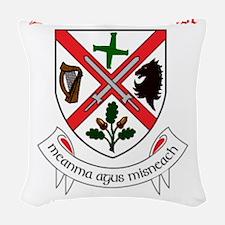 Dal Cormaic Luisc - County Kildare Woven Throw Pil